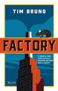 Copertina del libro Factory